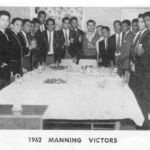 1962 Manning Cup